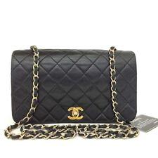 CHANEL Quilted Matelasse 23 Full Flap CC Logo Lambskin Chain Shoulder Bag /u337