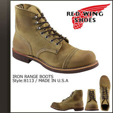 Red Wing 8113 Iron Ranger (Hawthorne Muleskinner Leather, 11EE(WIDE) US MEN)