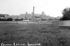 Afk-72 County Asylum, Lancaster. Photo