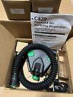 MSA Responder C420 PAPR Kit, Respirator Blower Unit 40mm Thread, With Filters