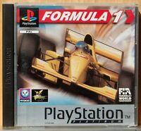 Formula One - PLAYSTATION 1 - Pal Spain - Full