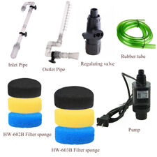 HW-603B HW-602B Filter Sponge Aquarium Fish Tank External Canister Filter Access