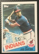 JOE  CARTER   1985  TOPPS  # 694 --  * SHARP *