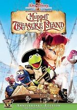 Muppet Treasure Island (DVD, 2005, 50th Anniversary Edition)