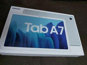 Tablet [ SAMSUNG GALAXY TAB A7 - SILVER  ] 64GB  SM-T500