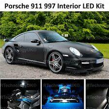 Porsche 911 993 264 42mm Blue Interior Boot Bulb LED High Power Light Upgrade