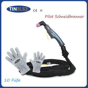 Plasmabrenner WSD60 Pilot Zündung Zum Plasmaschneider CUT50P CUT60P 10 Füße