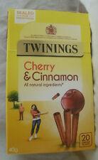 Twinings Cherry & Cinnamon - 20 Single Tea Bags