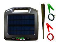 Solar Electric Fence Fencing Energiser  PLS01 0.1 J