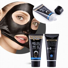 Deep Cleansing Purifying Peel Black Mud Face Mask Blackhead Remover Treatment