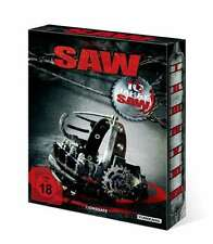 Saw I-VII Teil 1-7 * NEU OVP * Blu-ray * Komplettbox