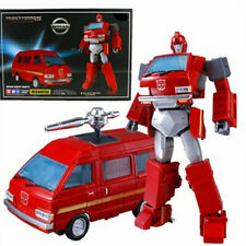 Transformers Masterpiece MP27 Autobots Ironhide Action Figure 18CM Toy