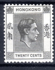 Hong Kong 20 CENTESIMI MMINT SG147 1946 P14-oggetto freschi [H2804]