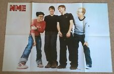 More details for blur, vintage large uk press interviews/articles x24 + cuttings clippings poster