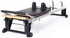 """Merrithew V2 Max Reformer Pilates Sports Fitness Exercise Gym 30"""" x 97"""" 145 Lbs"""