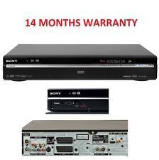 Sony Region Free RDR-HXD770 120GB DVD HDD Recorder Freeview HDMI DVB PVR USB