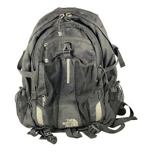 The North Face Recon Backpack Laptop Bag Black Day Pack