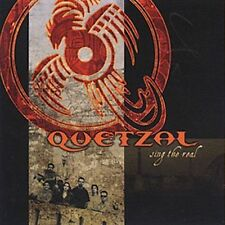 NEW CD SPANISH  QUETZAL Sing For Real (CD 2002) 11 Songs Latin World Music