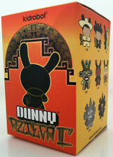 "DUNNY 3"" 2011 AZTECA 2 SERIES SEALED BLIND BOX MISB NEW KIDROBOT TOY FIGURE"