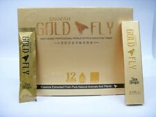 Spanish Gold Fly / 1 Box / 12 Tubes / Female Sexual Enhancer / Free Shipping