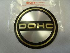 Genuine Suzuki DOHC Right Engine Emblem Sticker GS550 LT GS550 LX GS550L