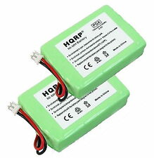 Two Battery Replacement for SportDog HoundHunter 3200 model SD-3200 SR200-IH