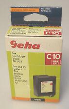 (PRL) CARTUCCIA GEHA C10 BLACK COMPATIBILE PER CANON FAX B100 150 INK CARTRIDGE