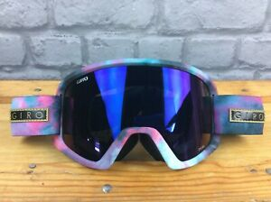 GIRO LADIES DYLAN BLEACHED OUT GREY COLBAT LENS SKI GOGGLES RRP £90 EP