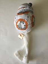 (1) NEW STAR WARS BB-8 460cc Golf Driver Large Headcover Head Cover