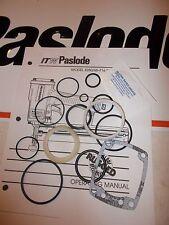 Paslode Finish Nailer 403700 3250-F16 O-Ring Kit + 402725 + 405243 + 402707 LUBE
