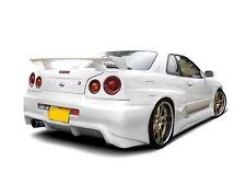 Dachspoiler Ansatz Heckspoiler für Nissan Skyline R34 Spoiler Dach Aufsatz GTR
