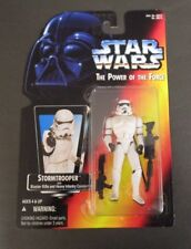 Stormtrooper 1995 STAR WARS Power of the Force POTF MOC RED Card