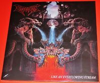 Dismember: Like An Everflowing Stream 2 LP 180G Vinyl Record Set 2010 UK NEW