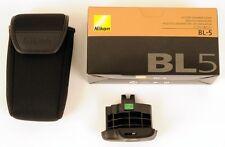 Nikon BL-5 porte-accu EN-EL18 pour grip MB-D12 de D800, D800e, D810