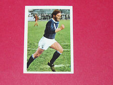48 JEAN GALLICE GIRONDINS BORDEAUX LESCURE AGEDUCATIFS FOOTBALL 1972-1973 PANINI