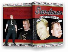 Sandman Vol. 2 Shoot Interview Wrestling DVD, ECW WWE