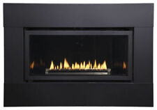 American Hearth Loft Series Linear Direct Vent Fireplaces – Small -DVL-25FP-32N