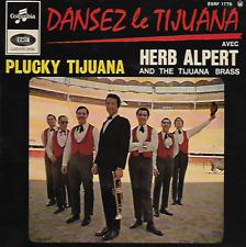 """HERB ALPERT -  Dansez le Tijuana - 7"""" - EP - Columbia-EMI - ESRF 1776 - FR"""
