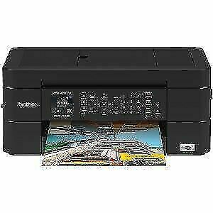 New Brother Work Smart MFC-J491DW All-In-One Inkjet Printer (like j497dw