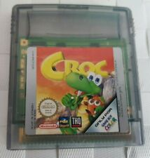 Croc for Game Boy Color - GameBoy Colour