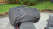 "Motorcycle Travel luggage Bag 20.50"" x 11.75"" with shoulder strap secures W/cord"