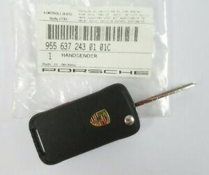 original Porsche 955 Cayenne 9PA Handsender Schlüssel NEU - 315MHz