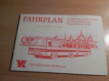 busfahrplan mühlhausen thüringen