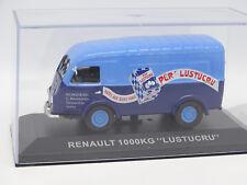Ixo Carrera 1/43 - Renault 1000KG Lustucru