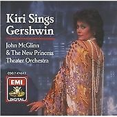 Kiri Te Kanawa / McGlinn - Kiri Sings Gershwin (CD, 1987)