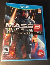 Mass Effect 3 [ Special Edition ] (Wii U) NEW