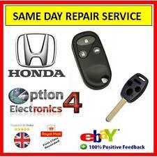 Honda . Remote Key Fob Repair Service. Same Day Repairs , Trusted Repairer