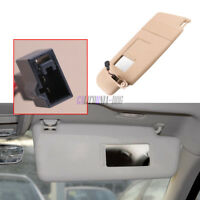 New Beige Right  Sun Visor Sunvisor For VW Beetle Golf mk4 Passat B5 Superb