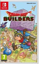 Dragon Quest Builders Nintendo Switch Game Factory