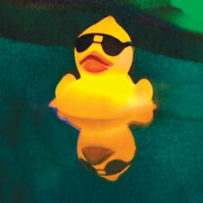Game Swimming Pool Spa & Hot Tub Floating Light Up Pals - Duck